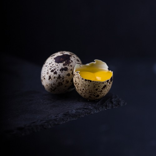 Яйца крупные перепелиные 1 ящик - 100 шт