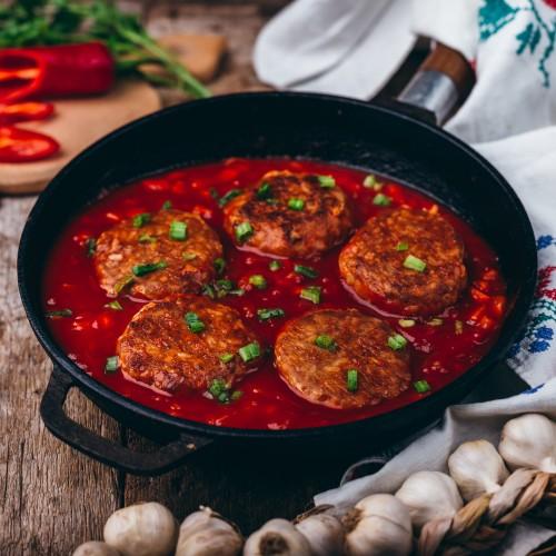 Тефтели из мяса перепела 0.5 кг от Анны Токарь